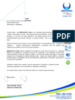 COTIZACION- EDIFICIO LOS LAURELES