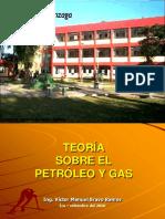 Teoria sobre Petroleo y Gas 1 Presentacion
