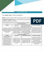 Diferencias entre investigacion cualitativa y cuantitativa.