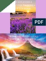 De Los Andes a Islandia La Tierra de Los Elfos y de Las Sagas Nordicas
