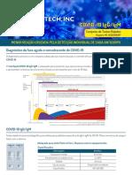 Acro Biotech - teste rapido COVID-19