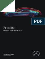 Pricelist - Mar 2020 - new
