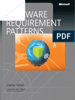 Software Requirements Patterns