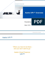 VIPR - Overview
