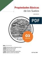 PBS.LAB - P3. PESO VOLUMÉTRICO