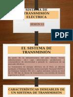 SISTEMA DE TRANSMISIÓN ELÉCTRICA
