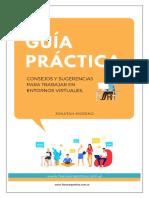 Guía Para Trabajar en Entornos Virtuales