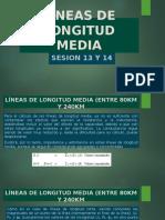 LÍNEAS DE LONGITUD MEDIA