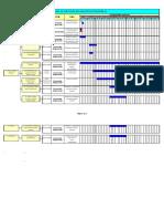 Cronograma de Implantação 5S GRUPO SEMIL