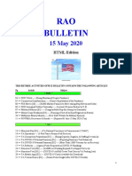 Bulletin 200515 (HTML Edition)