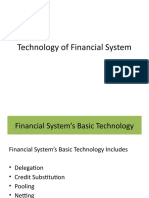 Technology of Financial System