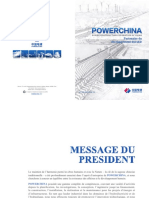 Powerchina Brochure French Version