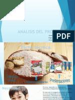 presentacion producto