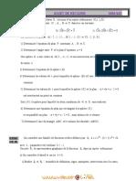 Devoir de Maison - Math - Bac Math (2010-2011) Mr YOUSSEF BOULILA