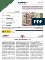 Erga Formación Profesional. Número 107. Prevención de incendios.pdf