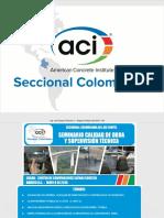 Calidad de los Diseños. Licencias de Construcción y Certificados de Ocupación - Ing. Jóse J. Álvarez E.