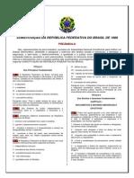Constituição Federal e emendas