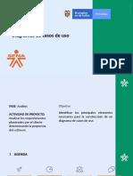 Diagramas de casos de uso UML - Sotware