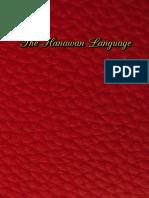 The Hanawan Language
