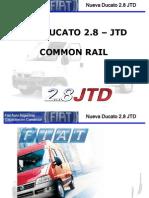 FIAT Presentación DUCATO JTD