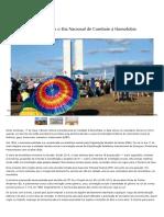 Brasil celebra no domingo o Dia Nacional de Combate à Homofobia — Senado Notícias