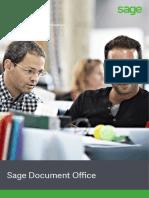 Sage Document Office