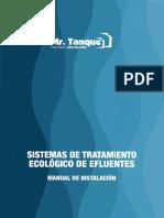 Manual_Instalacion_Biokit_Induquen_v01 -1300lts Hasta 6 Personas - Biodigestor