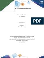 fase  3  PRINCIPALES HABITOS DE HIGIENE ORAL EN INFALTIL  (0 - 12 MESES DE NACIDO)