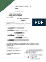 ANEXO 7. USO DE LA GRAFÍA S Y Z