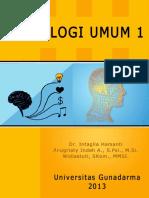 eBook Psikologi Umum 1