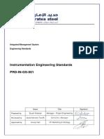10_PRD-IN-GS-001_Instrumentation-Engineering-Standards