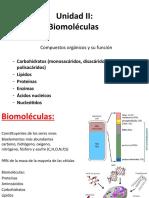 BiologÃ-a General - Unidad 2.1