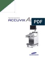 Samsung Accuvix A30 Ultrasound - User manual (esp) (1).pdf
