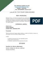 Hv-heidy Marcela Saenz Villate