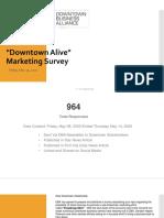 DBA - Downtown Alive Final Presentation May 2020 (1)