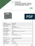 Modicon Easy M200_TM200C16R