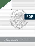 Capítulo 4. Integración geotecnica Y diseño preliminar