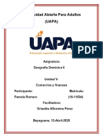 GEOGRAFIA DOMINICANA II, UNIDAD V (1)r, (1)