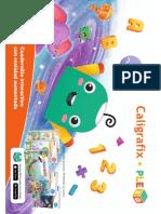 Cuadernillo Interactivo Gratuito Caligrafix PleIQ- Marzo2020