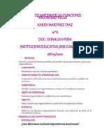 TALLER DE MATEMATICAS 3