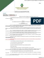 Decreto 4713-96 - Conselho de Disciplina