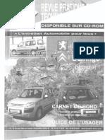 Citroen Berlingo - Manual de Taller v2