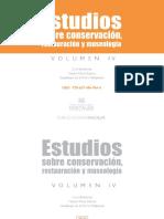 Libro conservación
