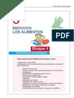 3 4 Grafomotricidad Los Alimentos