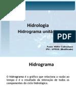3. HIDROGRAMA UNITÁRIO I