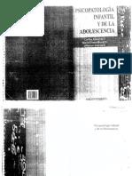 Psicopatología Infantil y de La Adolescencia - Carlos Almonte, María Montt y Alonso Correa