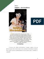 Mundo e Missão - Religiões Afro-brasileiras