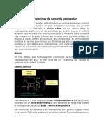 Cefalosporinas de segunda generación