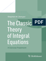 2012_Book_TheClassicalTheoryOfIntegralEq