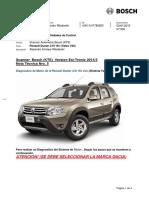 Nota 5 Renault Duster 2.0i 16v Valeo V42
